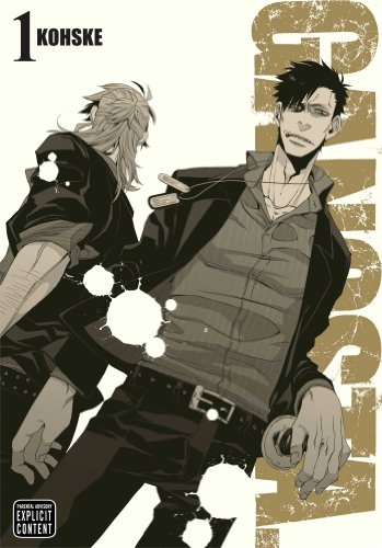 9781421560779: Gangsta., Vol. 1