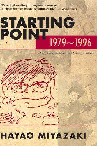 9781421561042: HAYAO MIYAZAKI STARTING POINT 1979-1996 SC (Starting Point: 1979-1996 (paperback))