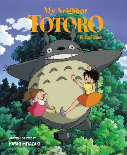 9781421561226: My Neighbor Totoro Picture Book (New Edition)