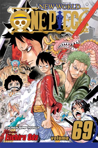 9781421561431: One Piece, Vol. 69