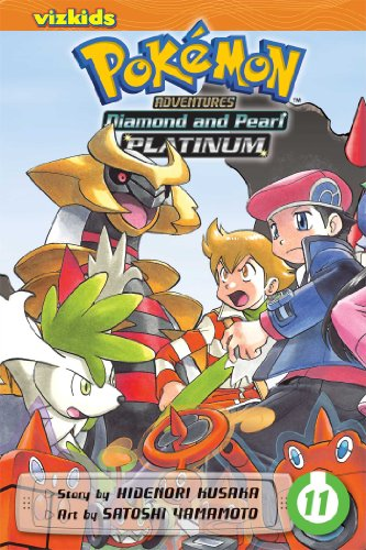 9781421561790: Pokemon Adventures Diamond and Pearl Platinum, Volume 11 (Pokémon Adventures)