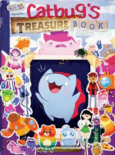 9781421563923: Bravest Warriors Presents: Catbug's Treasure Book