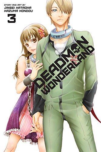 9781421564111: Deadman Wonderland, Vol. 3