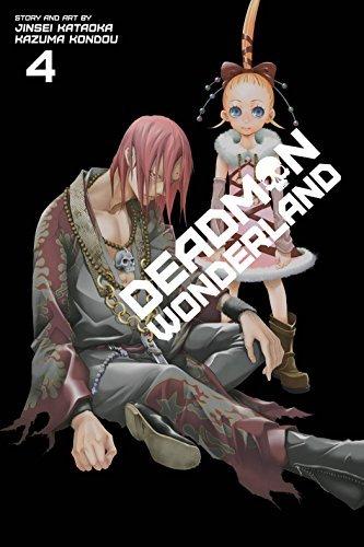 9781421564128: Deadman Wonderland 4