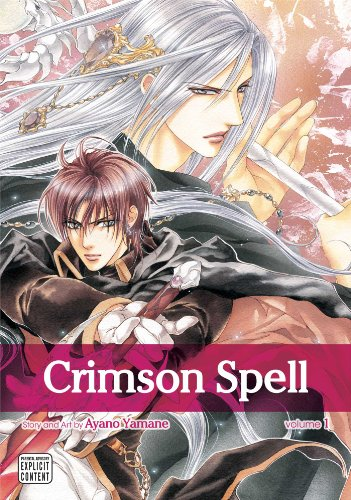 9781421564210: Crimson Spell Volume 1