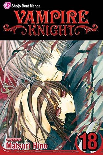 9781421564333: Vampire Knight, Vol. 18