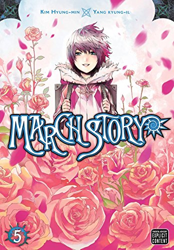9781421564357: March Story, Vol. 5