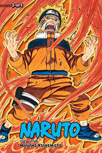 9781421564517: NARUTO 3IN1 TP VOL 08: Includes vols. 22, 23 & 24 (Naruto (3-in-1 Edition))