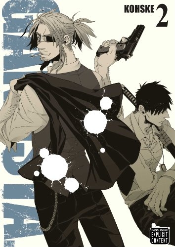 9781421564531: Gangsta., Vol. 2
