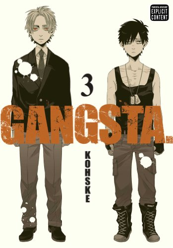 9781421564548: GANGSTA GN VOL 03