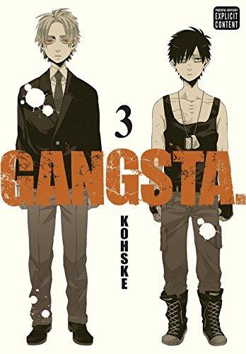 9781421564548: Gangsta., Vol. 3