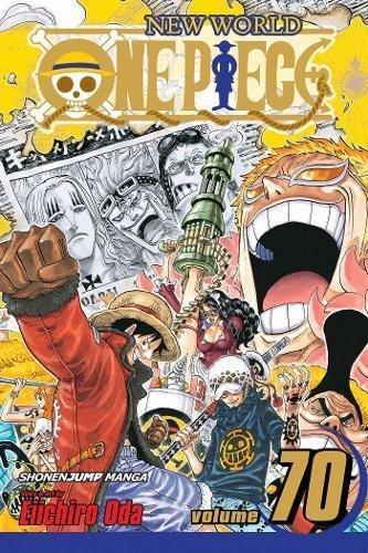 9781421564609: One Piece Volume 70