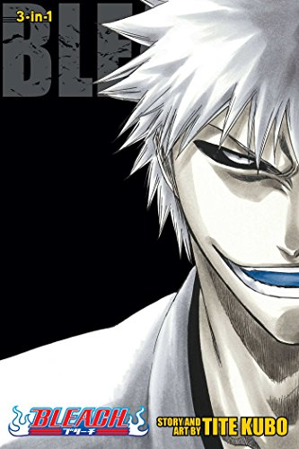 9781421564654: Bleach (3-in-1 Edition), Vol. 9: Includes vols. 25, 26 & 27 (9)
