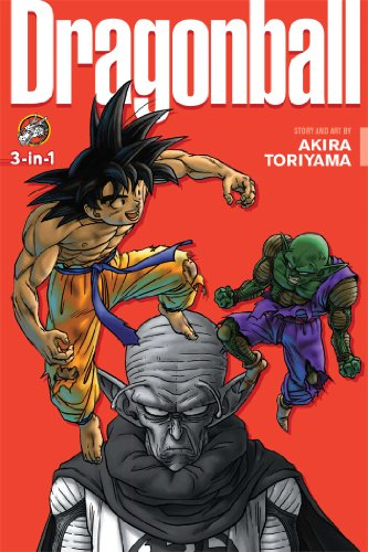 9781421564715: DRAGON BALL 3IN1 TP VOL 06 (Dragon Ball (3-in-1 Edition))