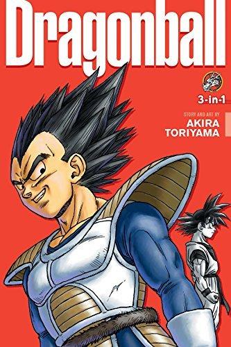 9781421564722: Dragon Ball (3-in-1 Edition), Vol. 7: Includes Vols. 19, 20 & 21