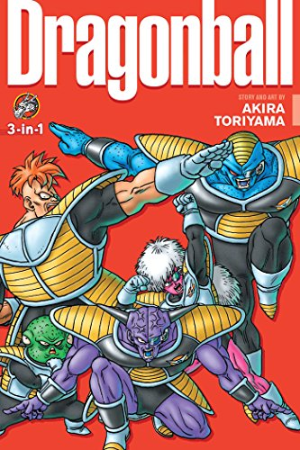 9781421564739: Dragon Ball (3-in-1 Edition), Vol. 8: Includes Volumes 22, 23 & 24