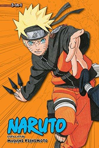 9781421564746: Naruto - 3-In-1 Edition 10