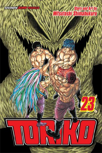 9781421564821: Toriko, Vol. 23: Meal Fit for a King