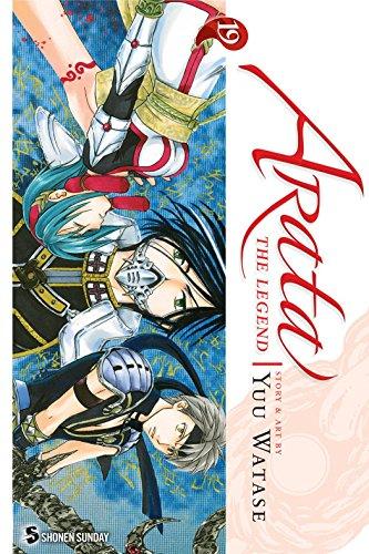 9781421565064: Arata: The Legend, Vol. 19 (19)