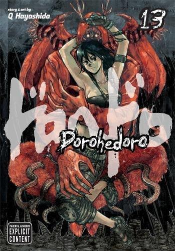 9781421565354: Dorohedoro, Vol. 13