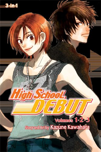 HIGH SCHOOL DEBUT 3IN1 TP VOL 01 (C: 1-0-0): Kazune Kawahara