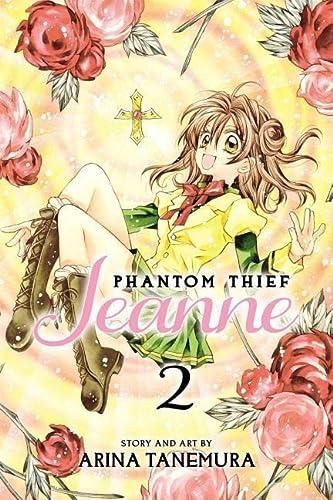 Phantom Thief Jeanne, Volume 2: Tanemura, Arina