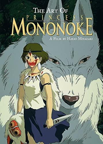 9781421565972: The Art of Princess Mononoke