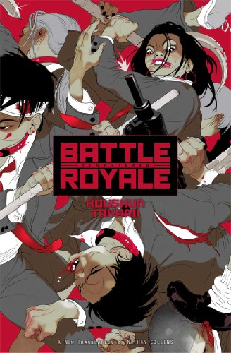 Battle Royale: Remastered (Paperback): Koushun Takami