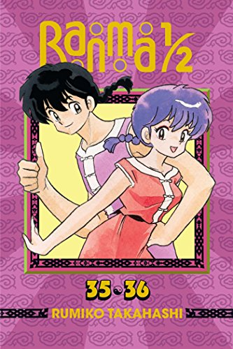 Ranma 1/2 (2-in-1 Edition), Vol. 18: Includes Vols. 35 36 (Paperback)