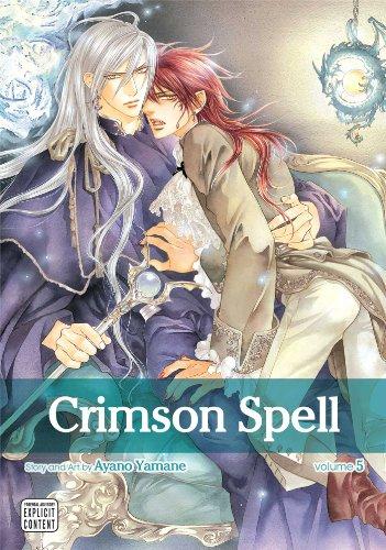9781421567655: Crimson Spell, Vol. 5