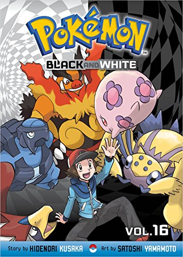 9781421567686: Pokémon Black and White, Vol. 16 (Pokemon)