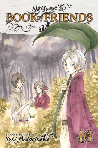 9781421567822: Natsume's Book of Friends, Vol. 16