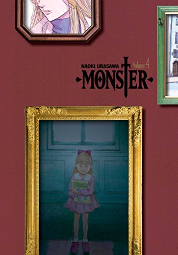 9781421569093: Monster, Vol. 4: The Perfect Edition