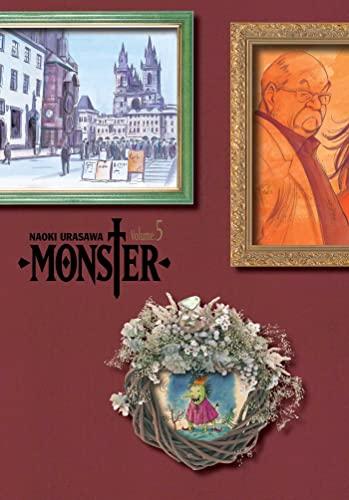 Monster, Vol. 5: The Perfect Edition (5): Urasawa, Naoki