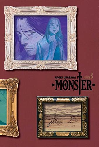 9781421569130: Monster, Vol. 8: The Perfect Edition