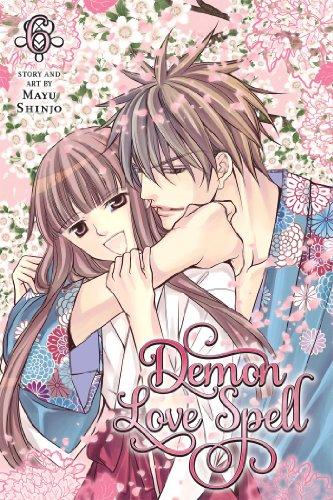 9781421569475: Demon Love Spell, Volume 6