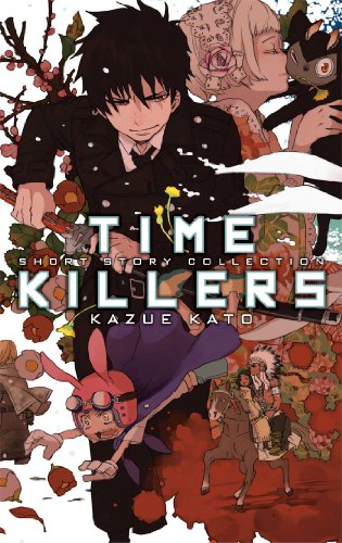 9781421571676: Time Killers: Kazue Kato Short Story Collection