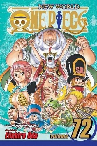 One Piece, Vol. 72: Oda, Eiichiro