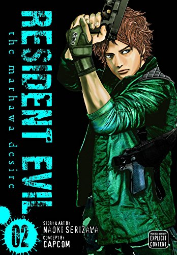 9781421573731: Resident Evil, Vol. 2: The Marhawa Desire