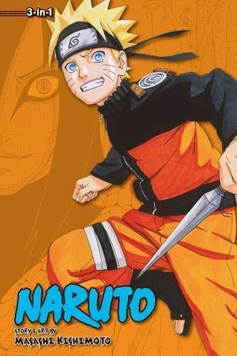 Naruto (3-in-1 Edition), Vol. 11: Includes Vols. 31, 32 & 33: Masashi Kishimoto
