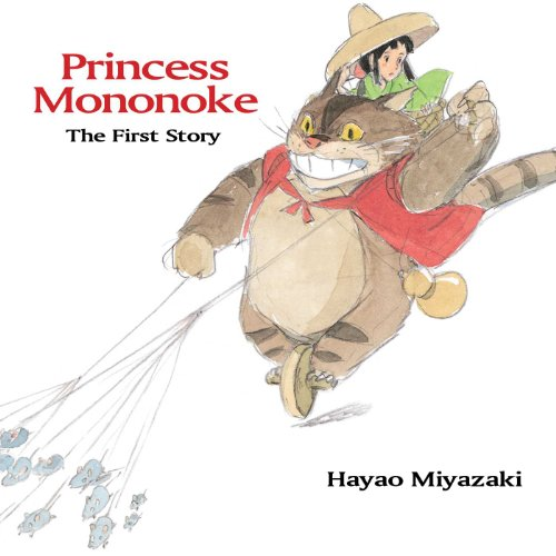 Princess Mononoke: The First Story: Miyazaki, Hayao