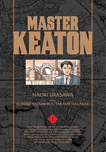 9781421575896: MASTER KEATON GN VOL 01 URASAWA