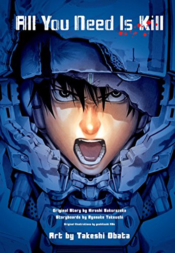 9781421576015: All You Need is Kill (manga): 2-in-1 Edition