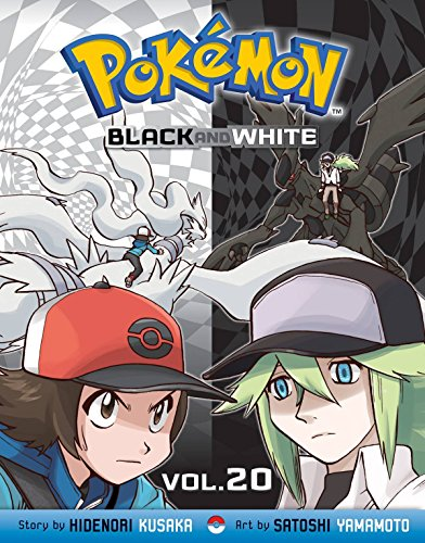 Pokmon Black and White, Vol. 20 (Pokemon)
