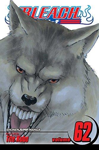 9781421576817: Bleach Volume 62: Heart of Wolf