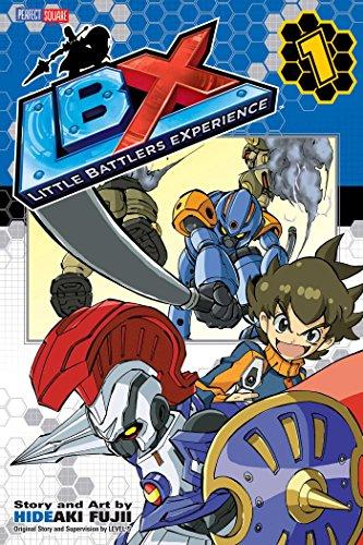 LBX 1: Little Battlers eXperience (LBX: Little Battlers Experience): Hideaki Fuji
