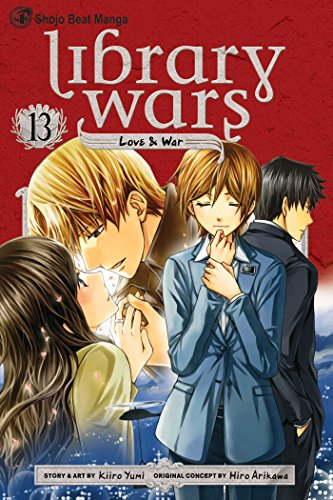 Library Wars: Love and War (Vol. 13)