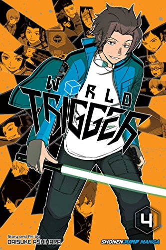 9781421577678: World Trigger, Vol. 4