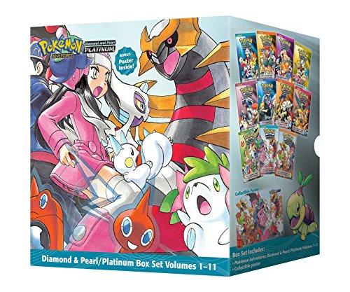 Pokémon Adventures Diamond & Pearl / Platinum Box Set (Pokemon): Kusaka, Hidenori
