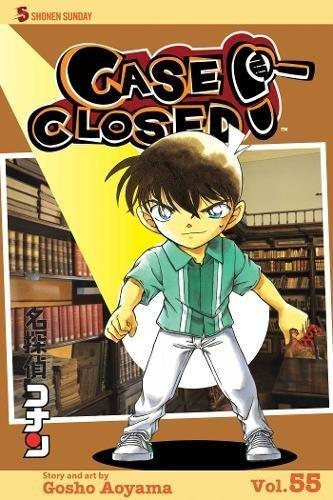 Case Closed, Vol. 55: Aoyama, Gosho